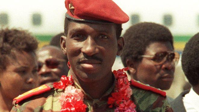 Per la memoria di Thomas Sankara