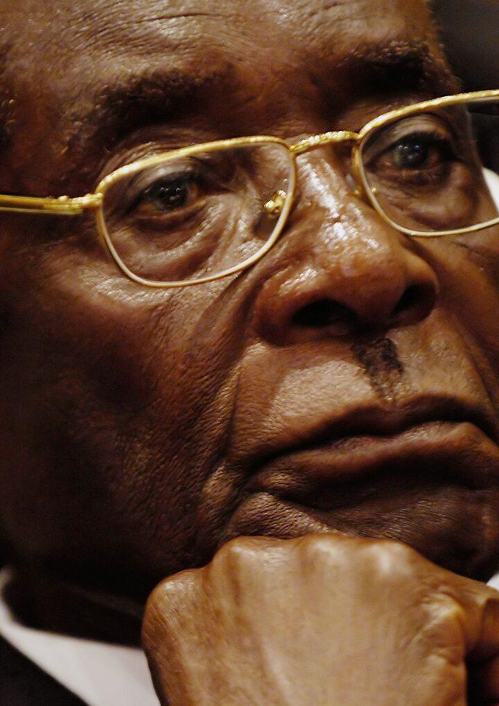 MUGABE: l'ultimo uomo forte dell'Africa