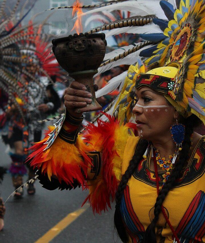 12 Ottobre, il massacro della cultura Indigena